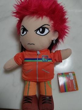 X JAPAN hide ぬいぐるみ 人形 1996 PSYENCE A GO GO