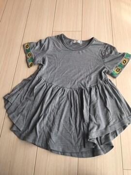 美品 ブランシェス 半袖Tシャツ キッズ 140