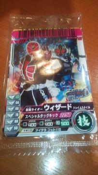 未開封 劇場版 仮面ライダーフォーゼ&ゴーバスターズMOVIE 特典カード