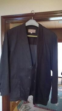 メンズ メルローズ ジャケット 黒っぽいグレー。