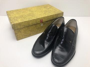 X082 ★ マレリー メンズ ビジネスシューズ 革靴 25.5 4E