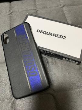 ディースクエアード  iPhone XSケース