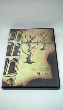 DVD  CREATED MOVIE �T -架空都市退廃描写-/ 12012  ■ V系バンド