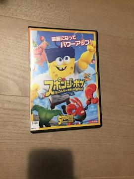 スポンジ・ボブ 海のみんなが世界を救WOO! DVD