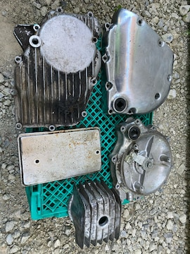 CB750four  K-  エンジンがバー類SET
