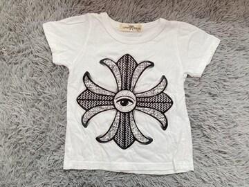 韓国子供服★半袖Tシャツ80