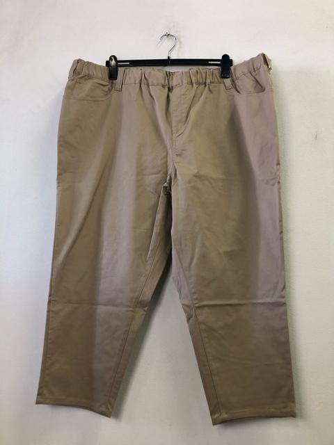新品☆8Lのびのびパンツや短めパンツまとめ売りセット☆j536 < 女性ファッションの