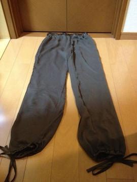 ☆snarl、スナール!カーキ色パンツ(^^)シースルー(^^)