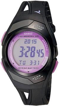 腕時計  LAP MEMORY60 STR 黒紫