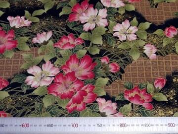 USAコットン 花柄 生地 50×110 Kona Bay Fabrics