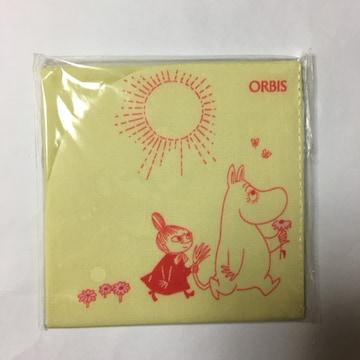 【送料無料】ORBIS ムーミン あぶらとり紙ケース