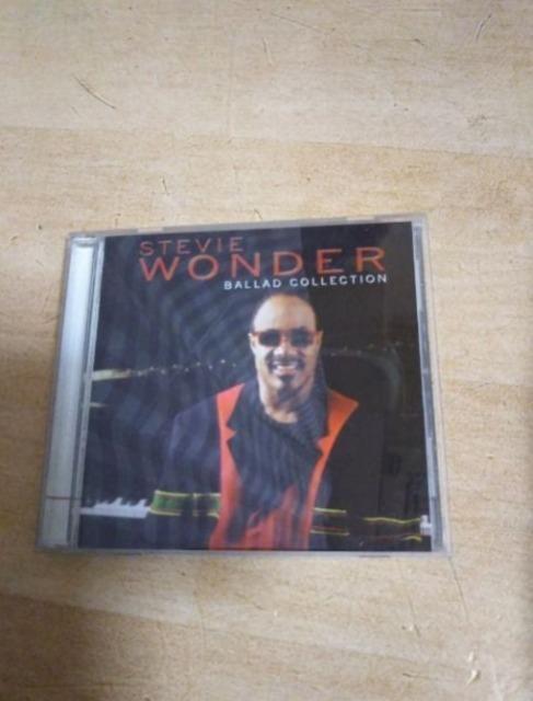 【CD】スティービーワンダー バラードコレクション フィール ザ ファイアー  < タレントグッズの
