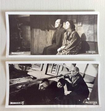 映画『風と女と旅鴉』スチール写真2枚セット!