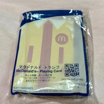 マクドナルド☆オリジナルトランプ