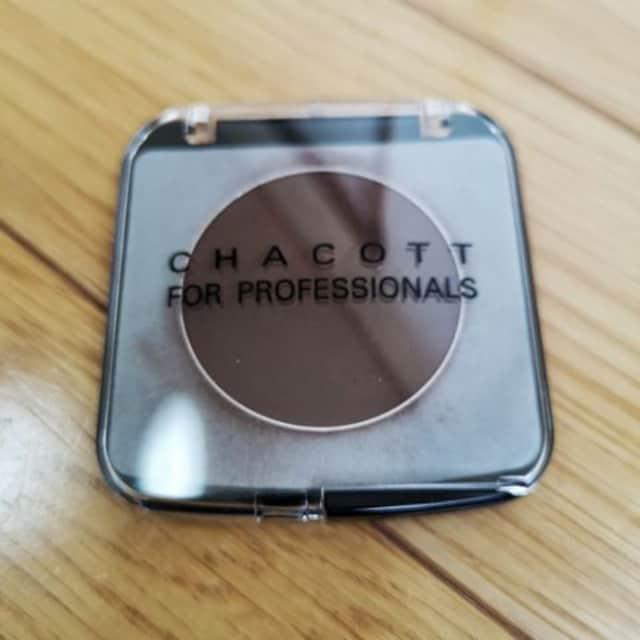 CHACOTT チャコット メイクアップカラーバリエーション チョコレートブラウン 605 茶 アイシャドウ  < ブランドの