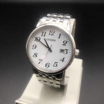 即決 CITIZEN シチズン ECO-DRIVE 腕時計 E111-S067901