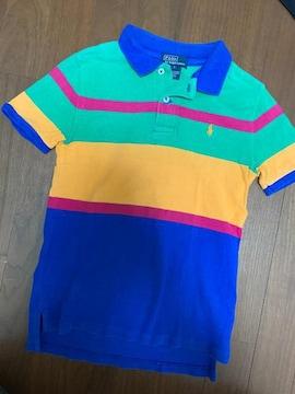 ポロ.ラルフローレン120ぐらいポロシャツ