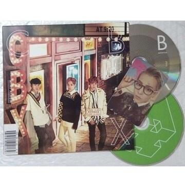 【シウミントレカ2枚付】EXO-CBX Japan DEBUT MINI ALBUM