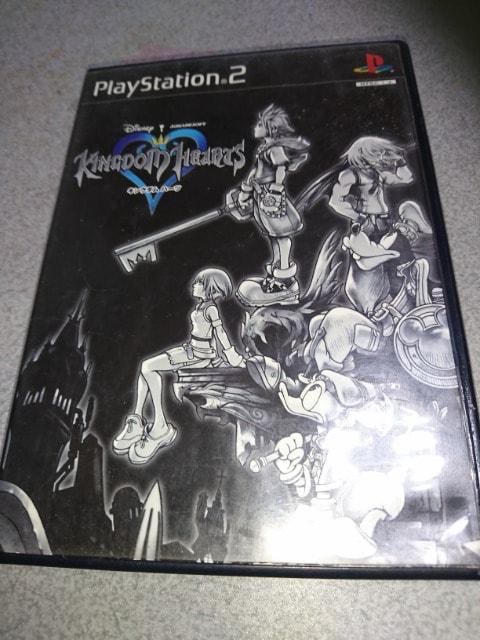PS2!箱説あり!キングダムハーツ!ソフト!  < ゲーム本体/ソフトの