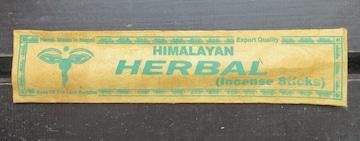 自然素材・ピュアフローラインセンス*ヒマラヤンハーバル*