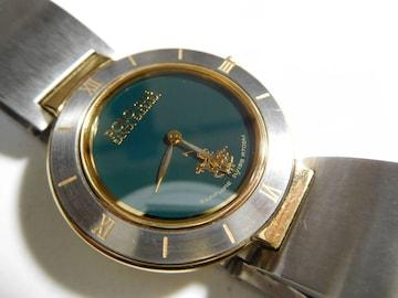 ポロクラブの腕時計メンズ用 クォーツ 動作確認済 !。