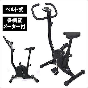 フィットネスバイク ベルト式★色:選択/iti・kinng