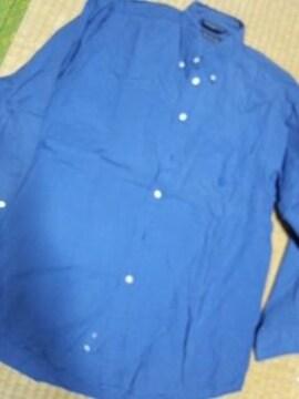 ノーティカ 青シャツ