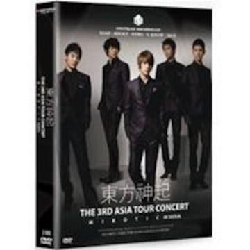 東方神起★The 3rd Asia Tour Concert Mirotic in Seoul DVD
