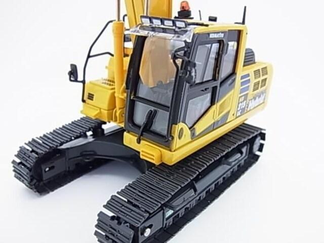 ☆京商Komatsu HB215LC-2 (ミニカー) 新品 < ホビーの