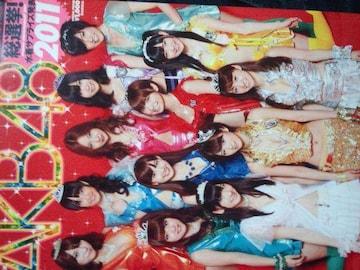 前田敦子が総選挙1位の時の「AKB48総選挙水着サプライズ2011