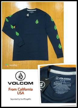 VOLCOM最新ロンT★本物USA直輸入プレミアムモデル!限定特価SALE