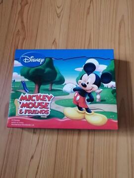 新品★ディズニーミッキー保存容器5こセット