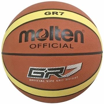 moltenバスケットボール ゴム7号 BGR7MY