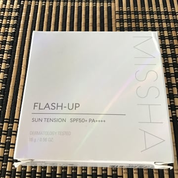 ミシャ フラッシュアップサンテンション