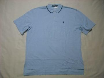 22 男 POLO RALPH LAUREN ラルフローレン 半袖ポロシャツ XL
