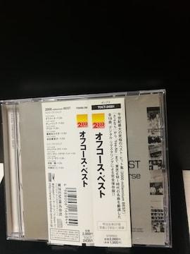 オフコース 2000BEST 曲目画像掲載 送料無料