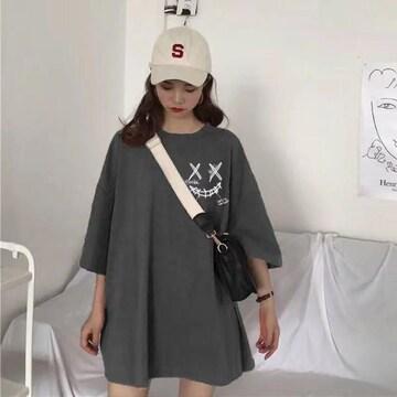 夏の婦人服2021新モデルのプリント半袖tシャツの服女子学生韓版
