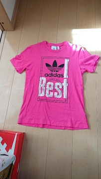 adidas☆Tシャツ