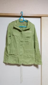 黄緑のジャケット