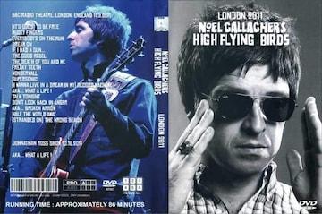 ≪送料無料≫NOEL GALLAGHER'S HIGH FLYING BIRDS LONDON 2011