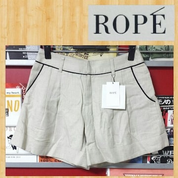 購入13650円 ROPE' ロペ ショートパンツ 新品 7 ジュン