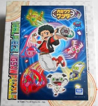 知育玩具 108ラージピースジグソーパズル カミワザワンダ
