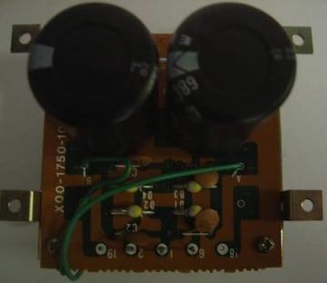 TRIO/電源回路ユニット未使用品です。X00-1750
