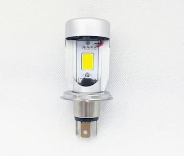 バイク用 LEDヘッドライトバルブ HS1 H4 12V 20W 2000Lm