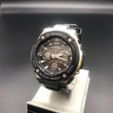 即決 CASIO カシオ G-SHOCK タフソーラー 腕時計 GST-W300