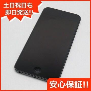 ●新品同様●iPod touch 第7世代 32GB スペースグレイ●