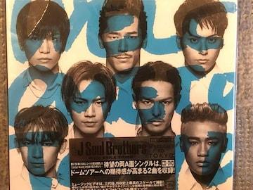 超レア!☆JSoulBrothers/WelcometoTOKYO☆初回盤/CD+DVD☆新品!