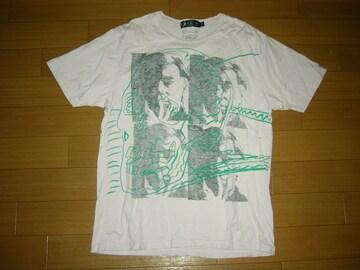 ヒステリックグラマーHYSTERIC GLAMOUR×ANDY スカルTシャツ L