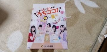 CoCo壱番屋×SKE48☆おうちでココイチ!うちココ クリアファイル