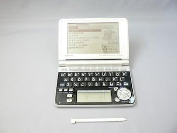 CASIO Ex-word 電子辞書 XD-SP6600◆100コンテンツ搭載◆即決!